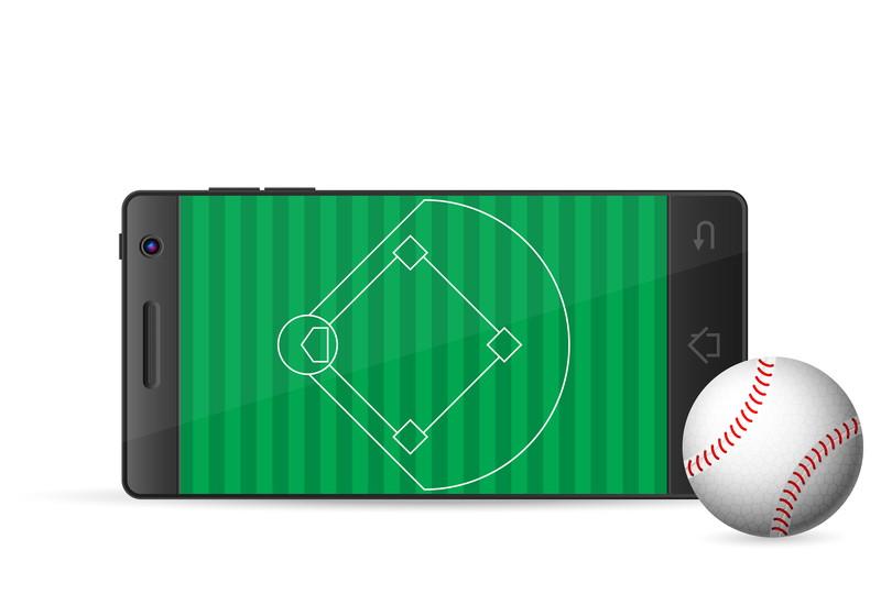 野球 スマホ